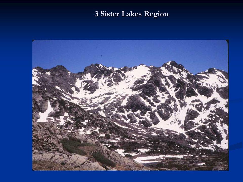 3 Sister Lakes Region 3 Sister Lakes Region