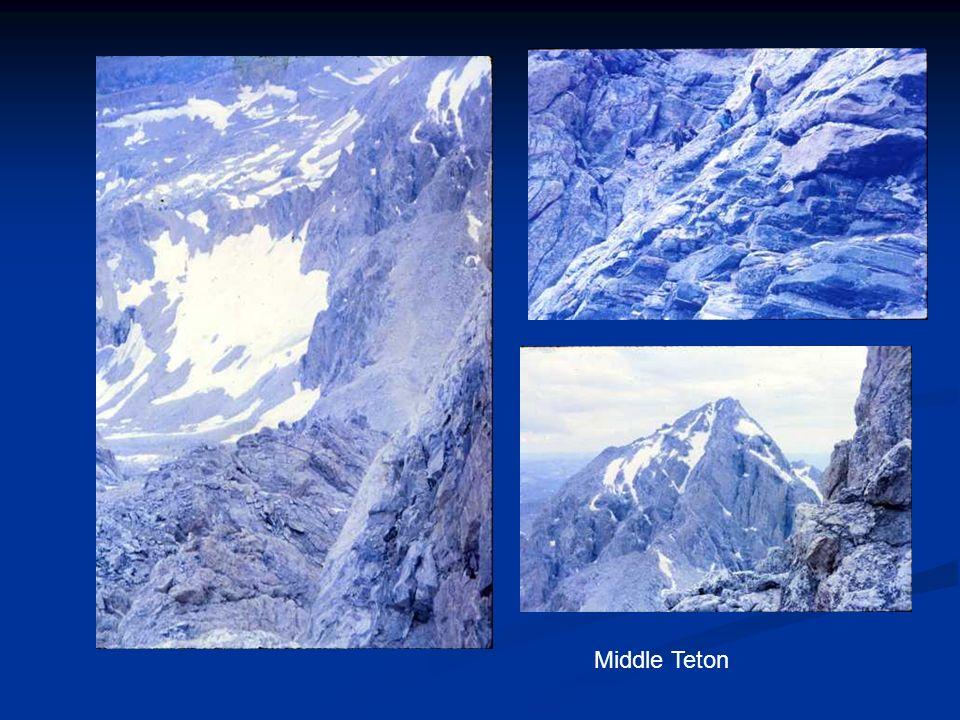 Middle Teton