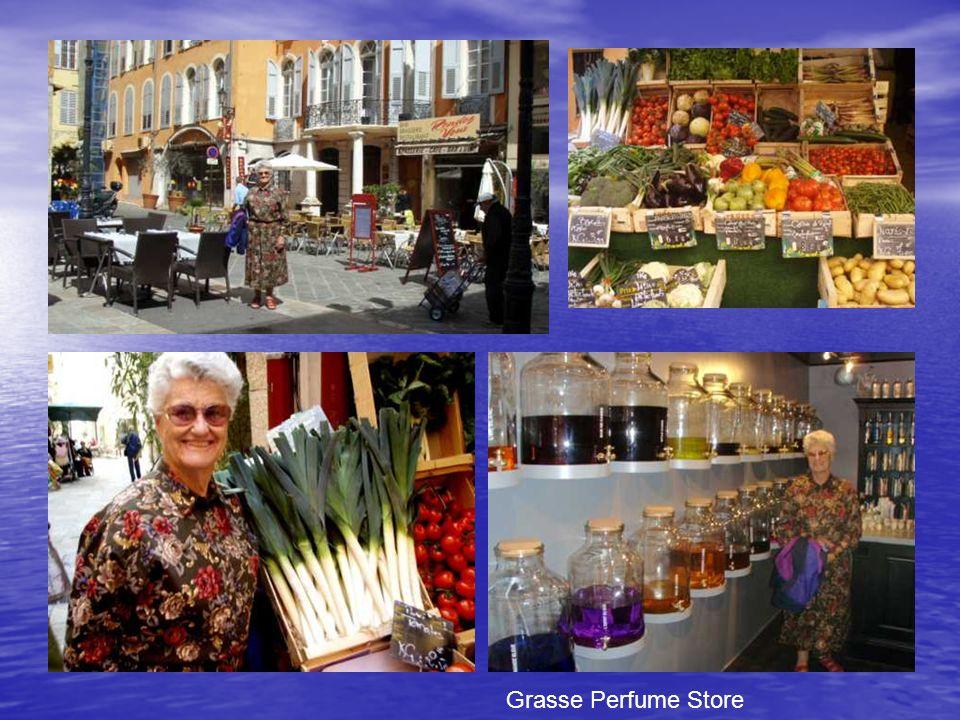 Grasse Perfume Store