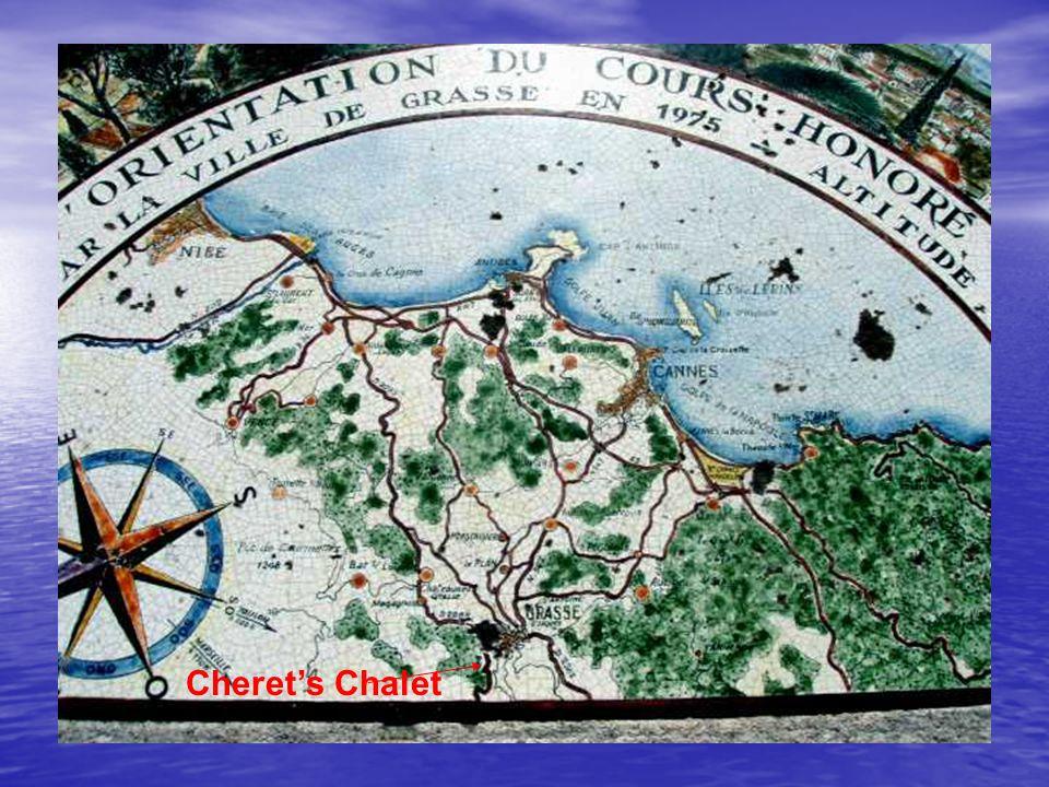 Cherets Chalet