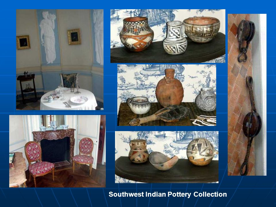 Southwest Indian Pottery Collection