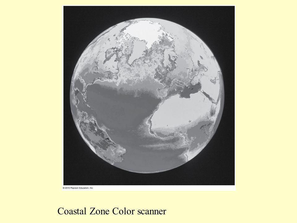 Coastal Zone Color scanner
