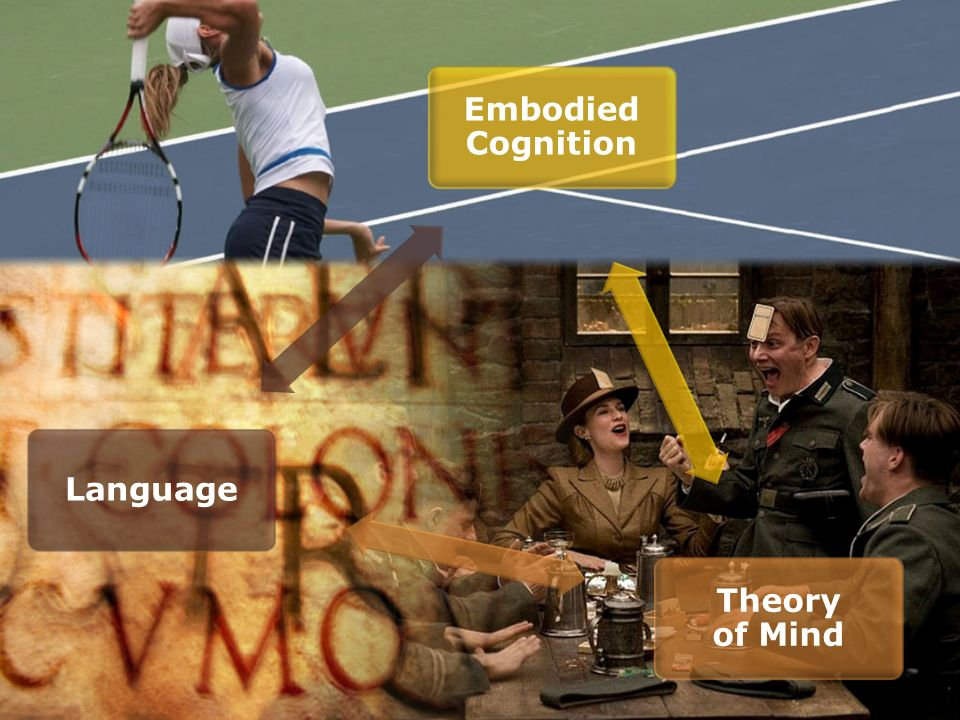 Embodied Cognition Theory of Mind Language