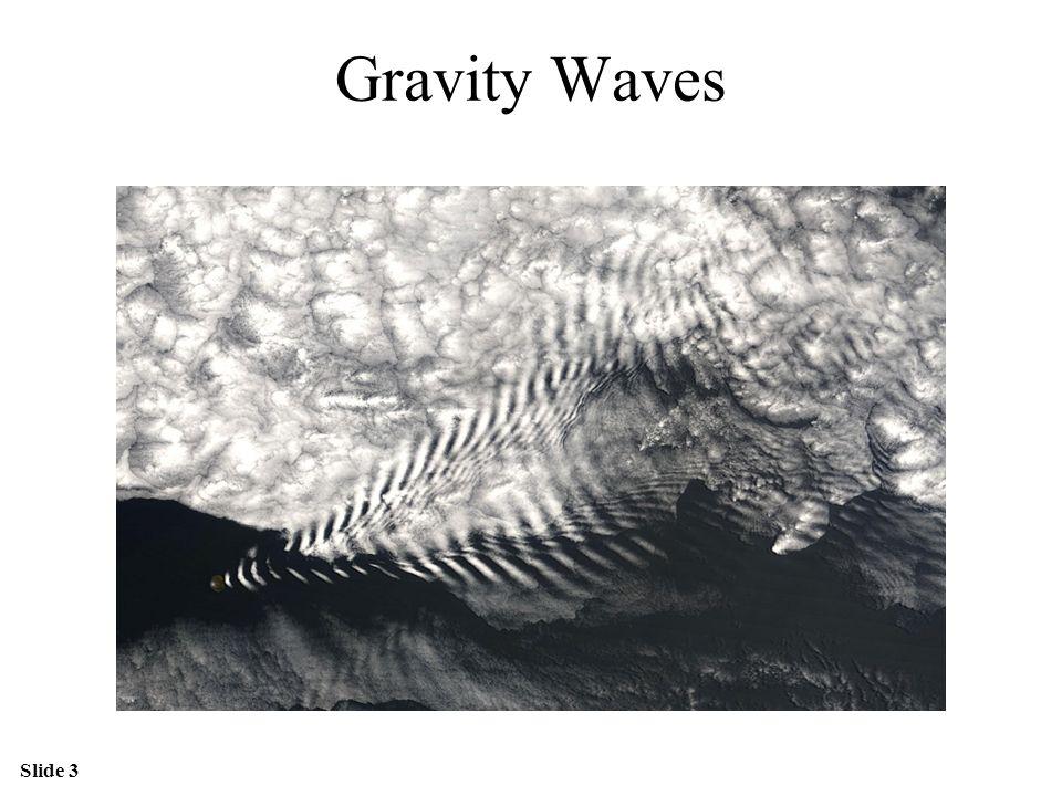Slide 3 Gravity Waves
