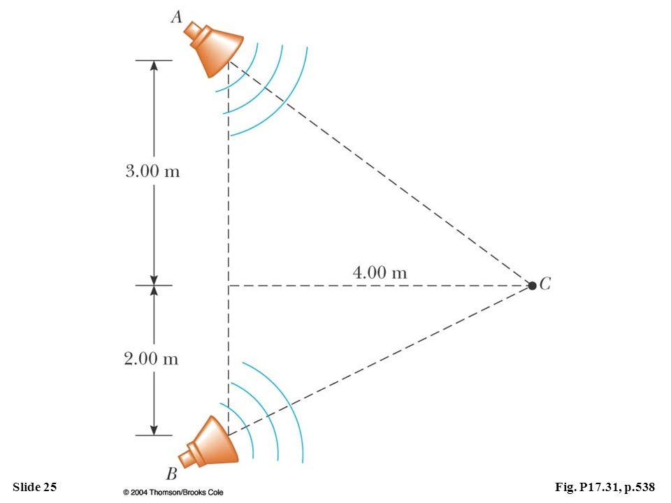 Slide 25Fig. P17.31, p.538