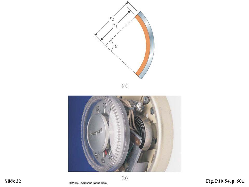 Slide 22Fig. P19.54, p. 601