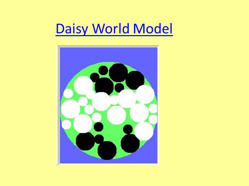 Daisy World Model
