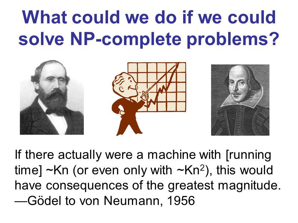 Time Travel Computing (Bacon 2003) x y x y x Chronology-respecting bit Suppose Pr[x=1] = p, Pr[y=1] = q Then consistency requires p=q So Pr[x y=1] = p(1-q) + q(1-p) = 2p(1-p) Causal loop