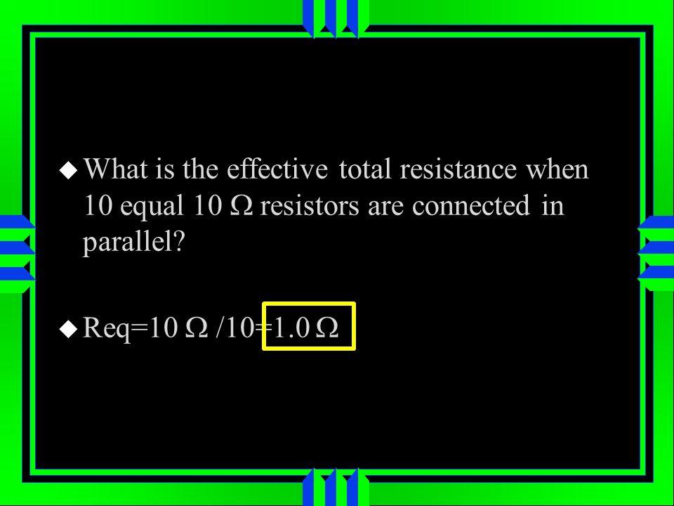 Req=10 /10=1.0