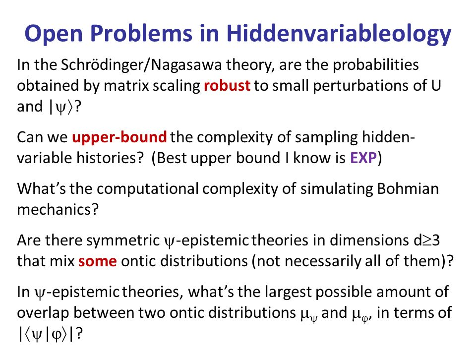 In the Schrödinger/Nagasawa theory, are the probabilities obtained by matrix scaling robust to small perturbations of U and | ? Can we upper-bound the