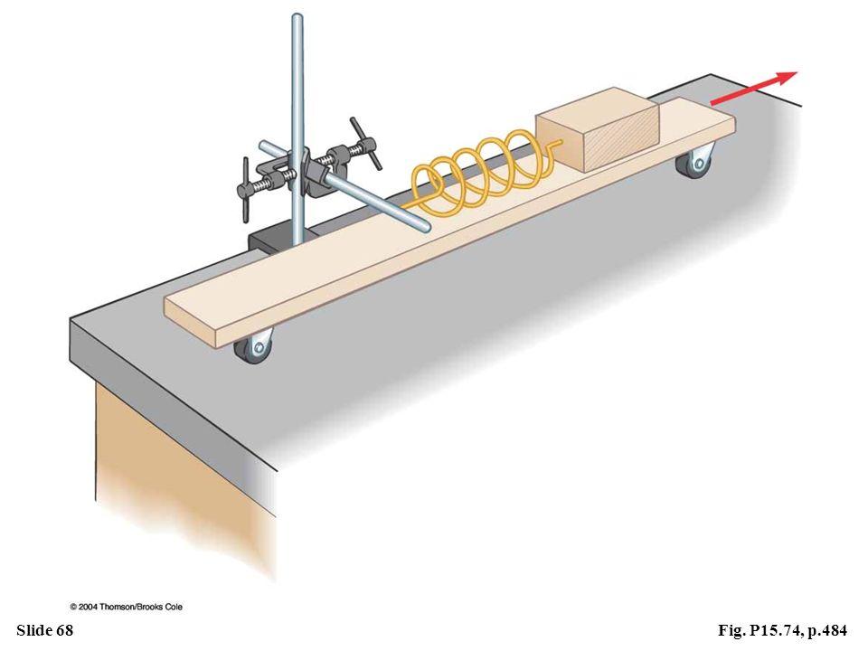 Slide 68Fig. P15.74, p.484