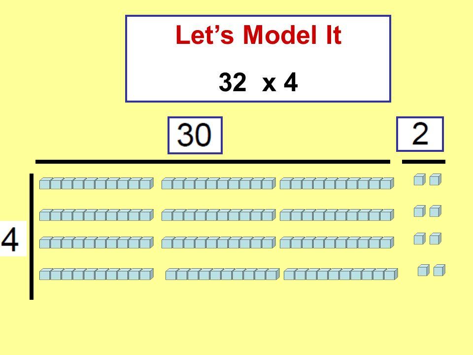 Lets Model It 32 x 4