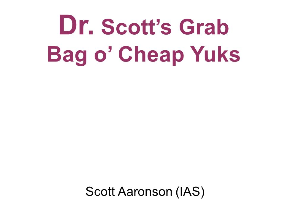 Scott Aaronson (IAS) Outlook on the Future of Quantum Computing