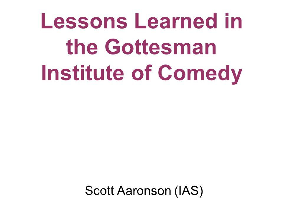Scott Aaronson (IAS) The Amazing Power of Postselection