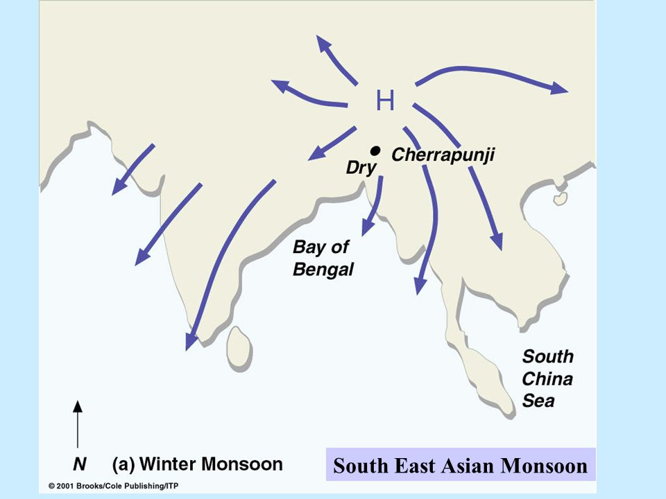 South East Asian Monsoon