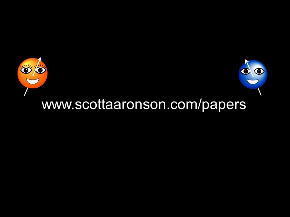 www.scottaaronson.com/papers