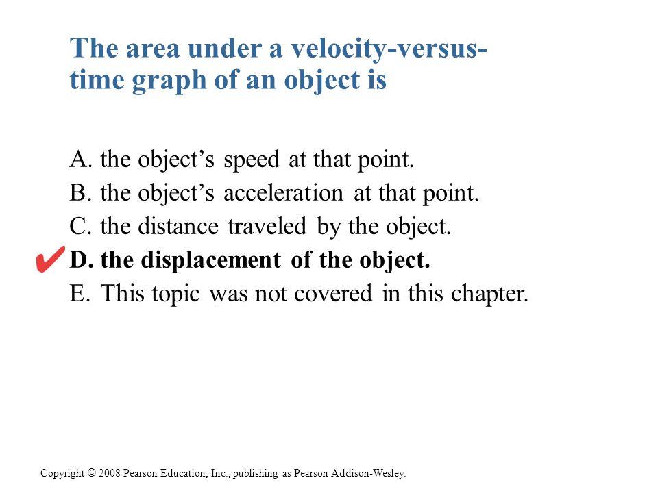Copyright © 2008 Pearson Education, Inc., publishing as Pearson Addison-Wesley.