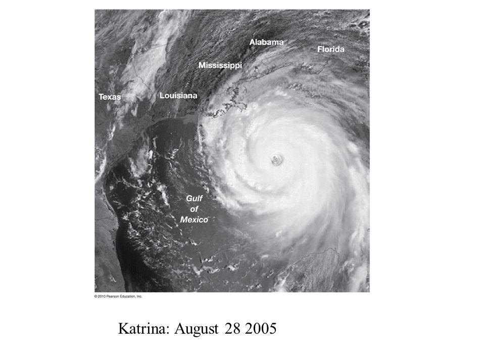 Katrina: August 28 2005