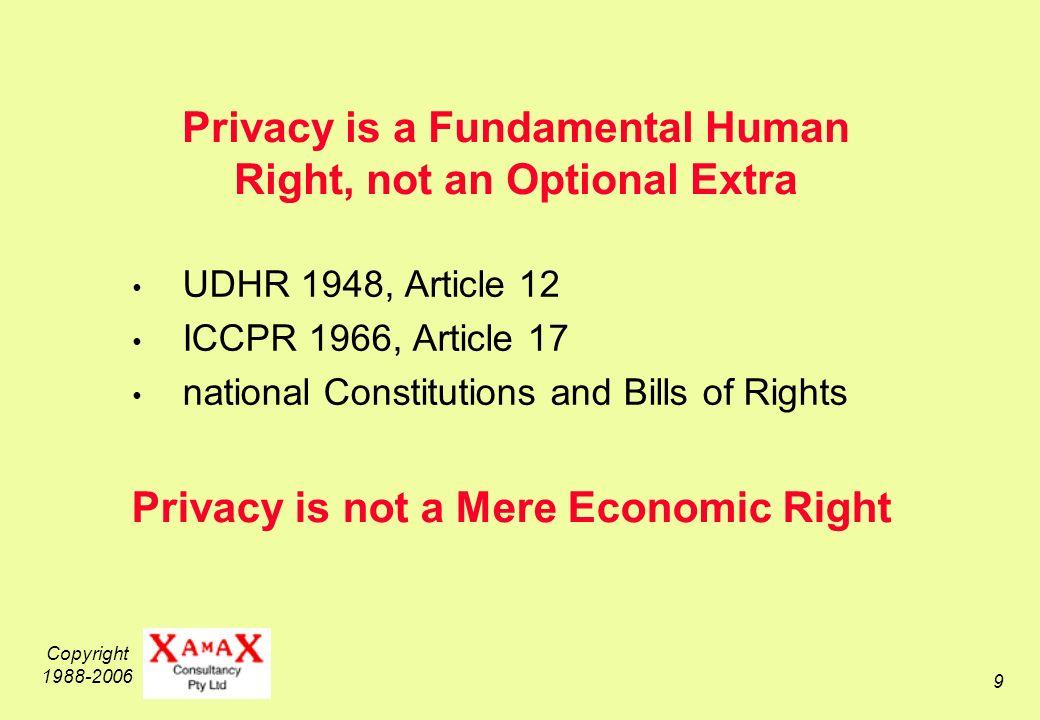 Copyright 1988-2006 20 Myth No.