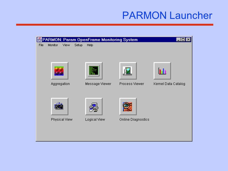 PARMON Launcher