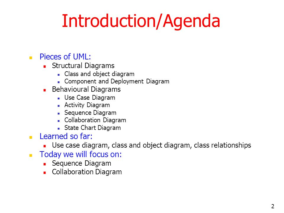 3 Object Oriented Design Design consists of the following steps : Refine the class diagram.