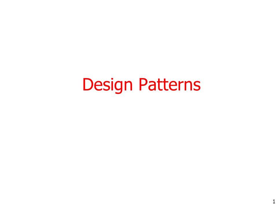 1 Design Patterns