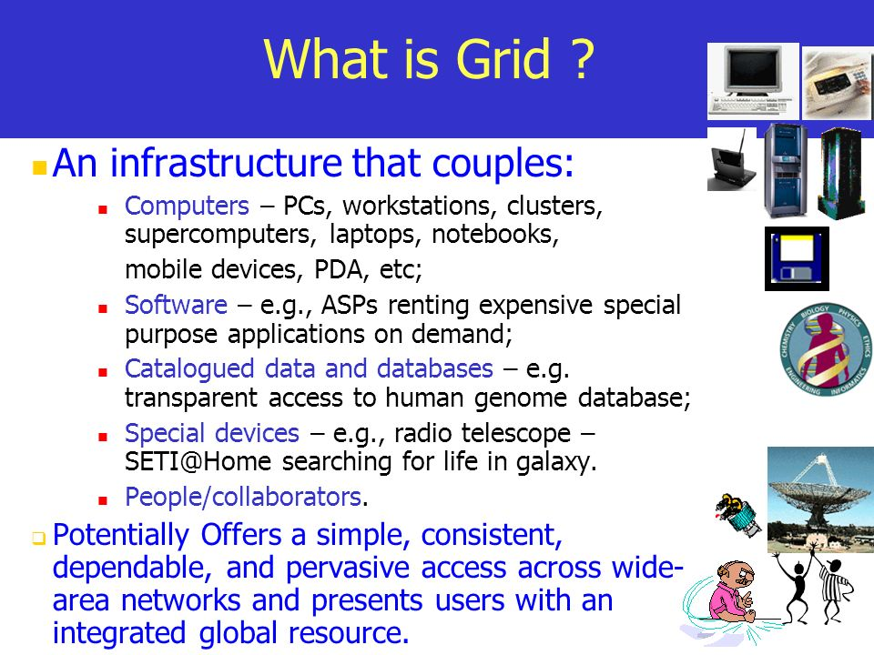 What is Grid .
