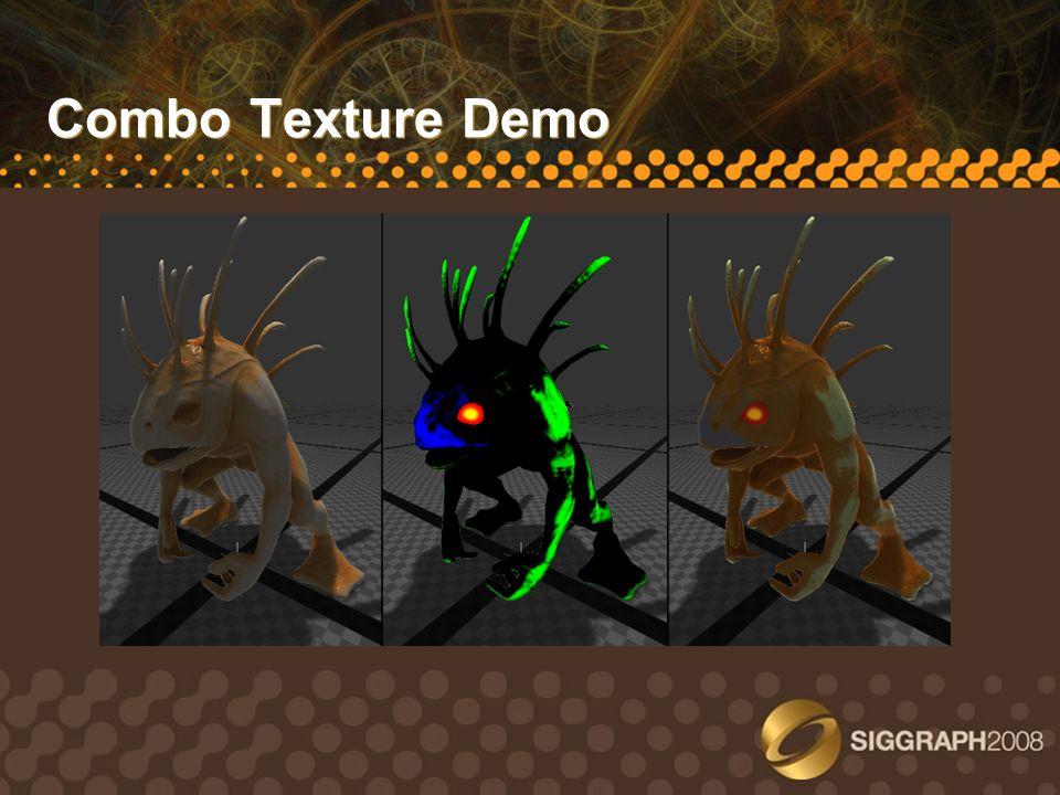 Combo Texture Demo