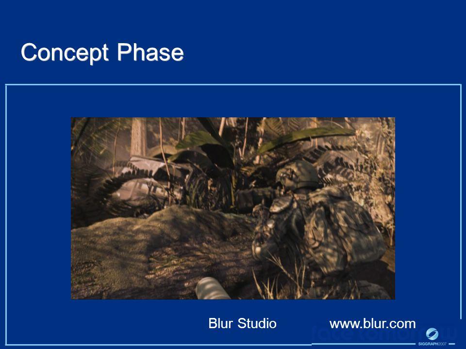 Concept Phase Blur Studio www.blur.com