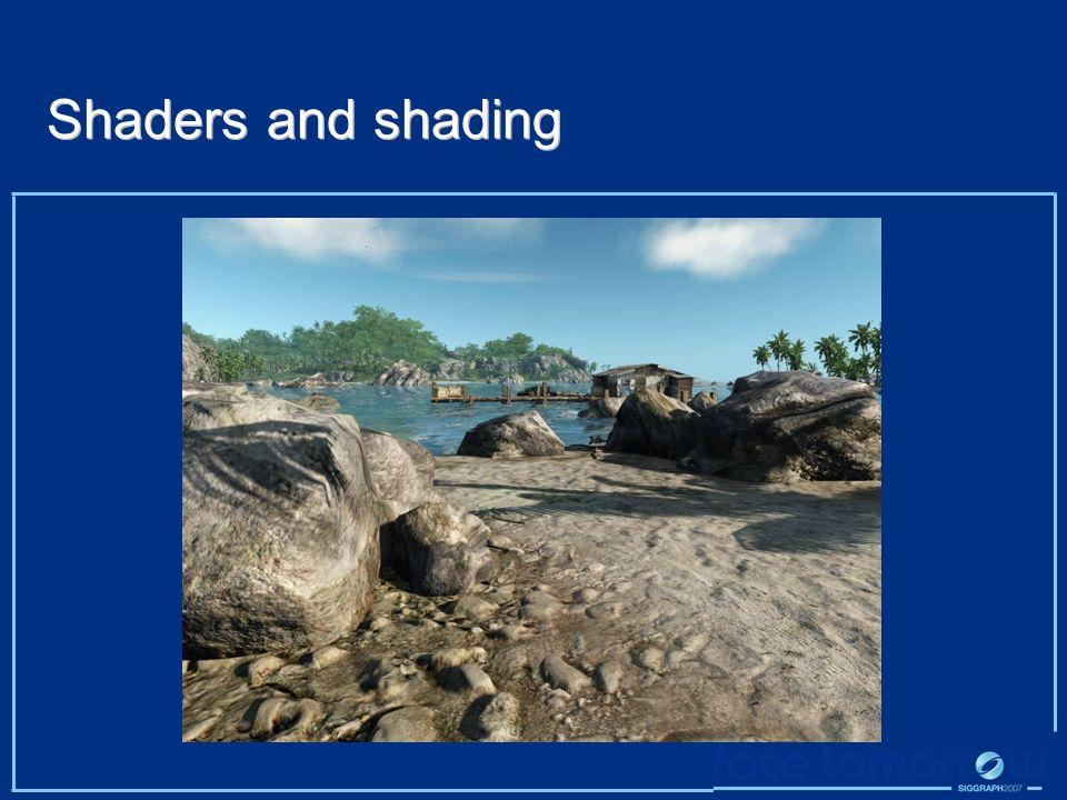 Shaders and shading