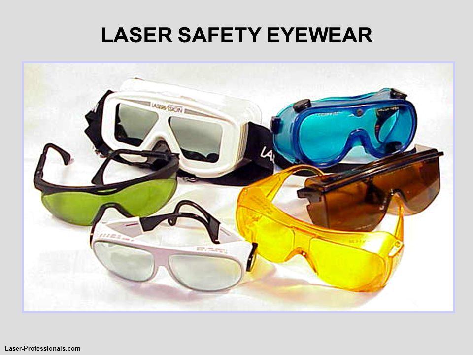 LASER SAFETY EYEWEAR Laser-Professionals.com