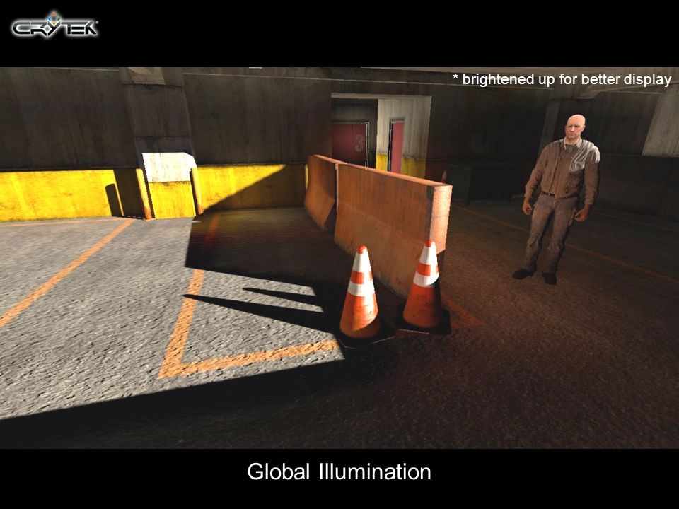 * brightened up for better display Global Illumination