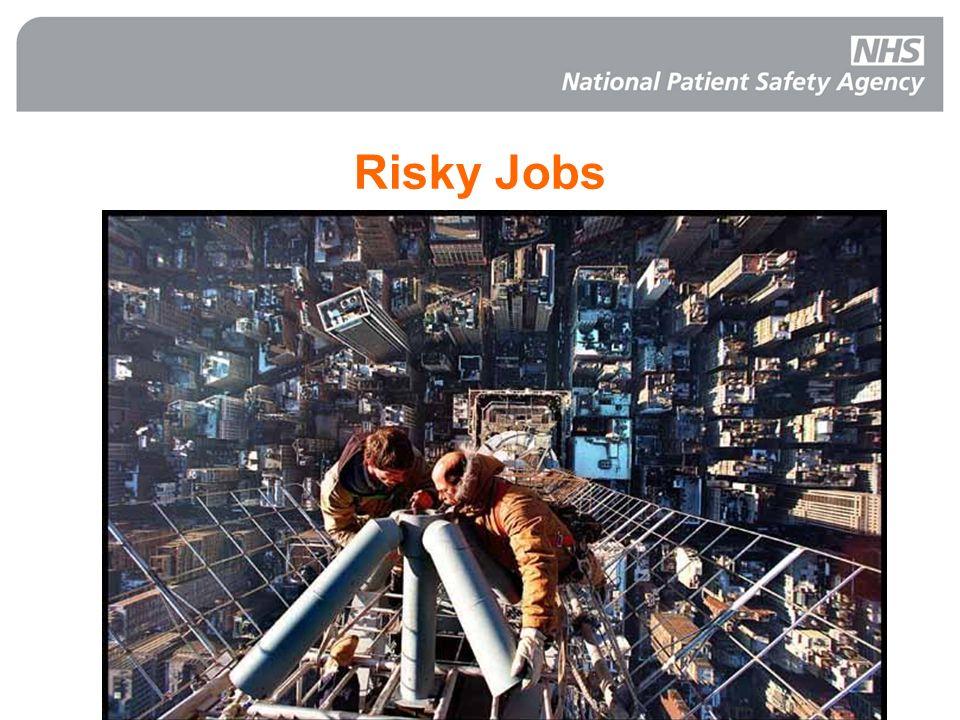 8 Risky Jobs