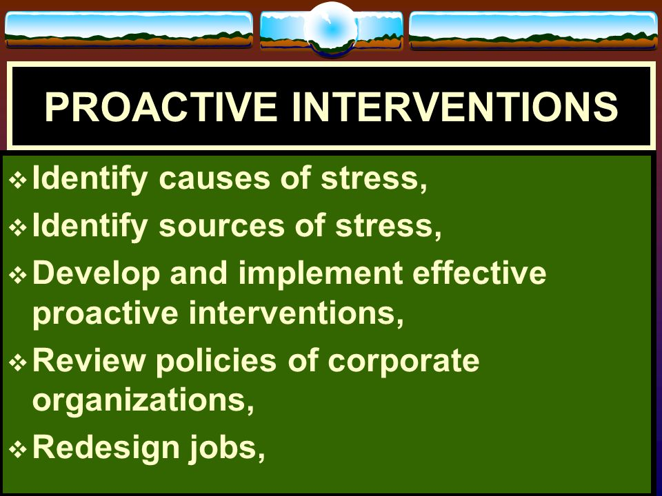 IMPACT OF STRESS Gastro intestinal effect, Irregular eating habits, Poor nutrition, Poor state of wellness, Disturbed eating patterns and habits.