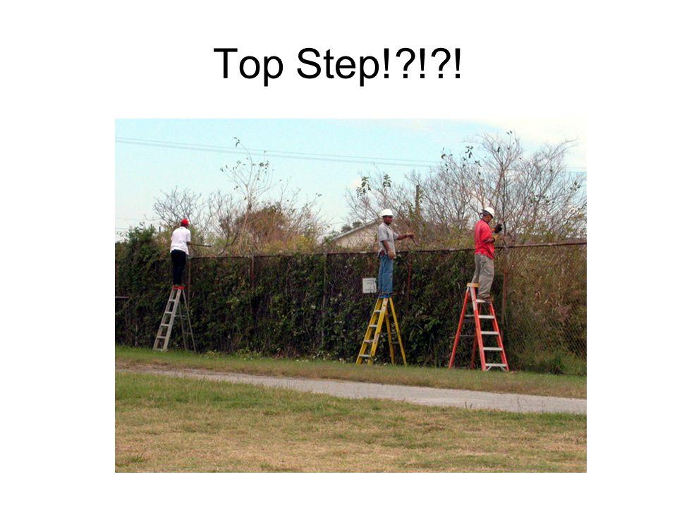 Top Step!?!?!