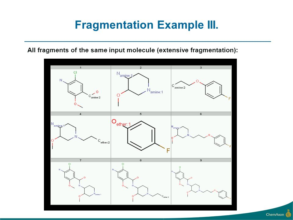 Fragment Statistics Basics FragmentStatistics creates statistical results from the output of Fragmenter.