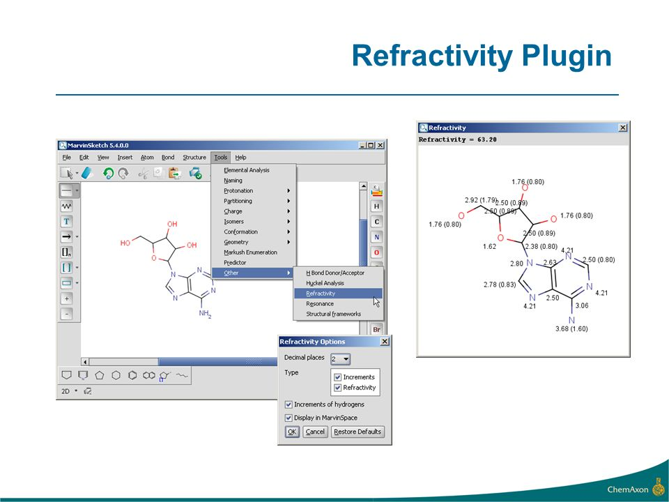 Refractivity Plugin