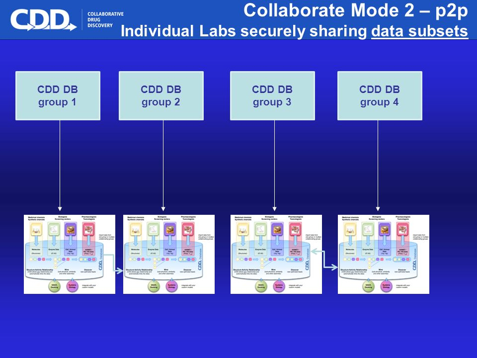 Archive, Mine, Collaborate© 2009 Collaborative Drug Discovery, Inc.