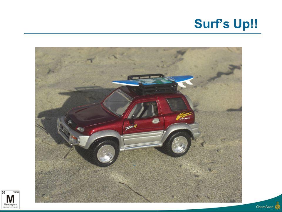 Surfs Up!!