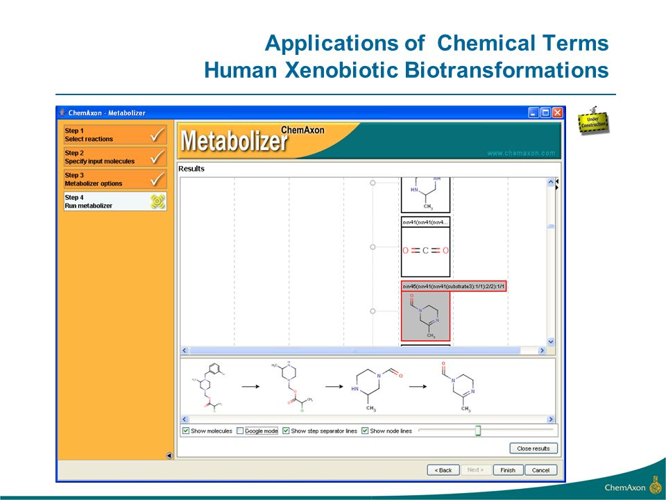 Applications of Chemical Terms Human Xenobiotic Biotransformations