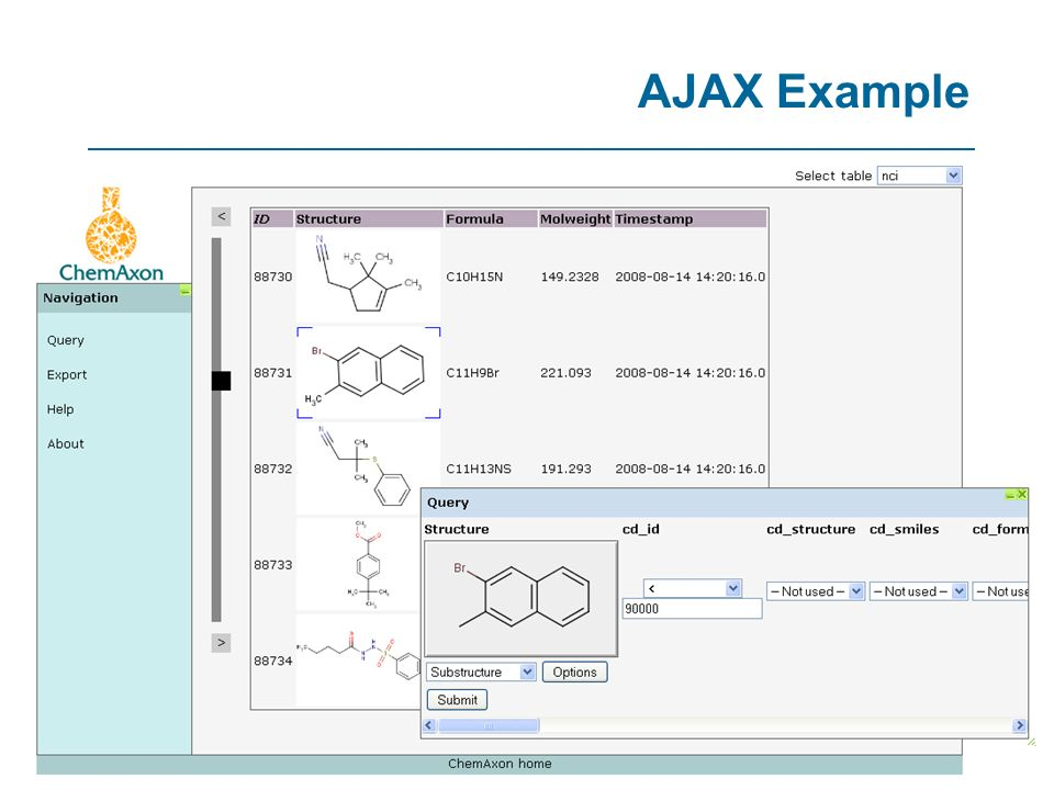 AJAX Example