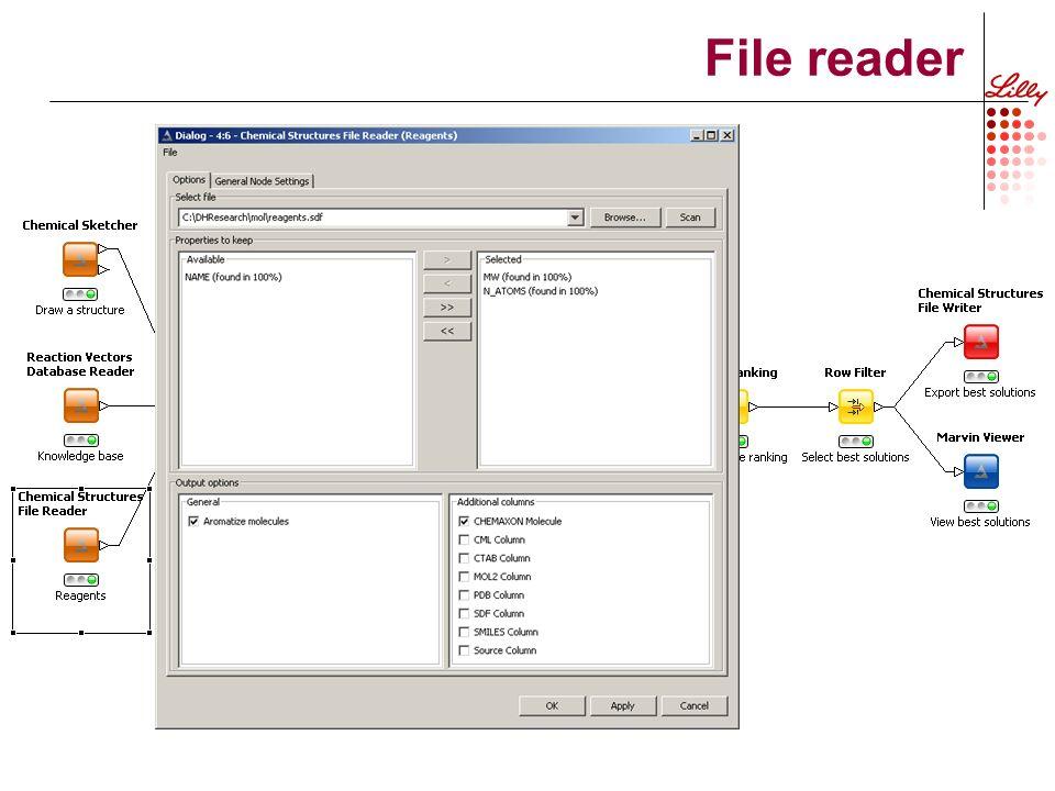 File reader