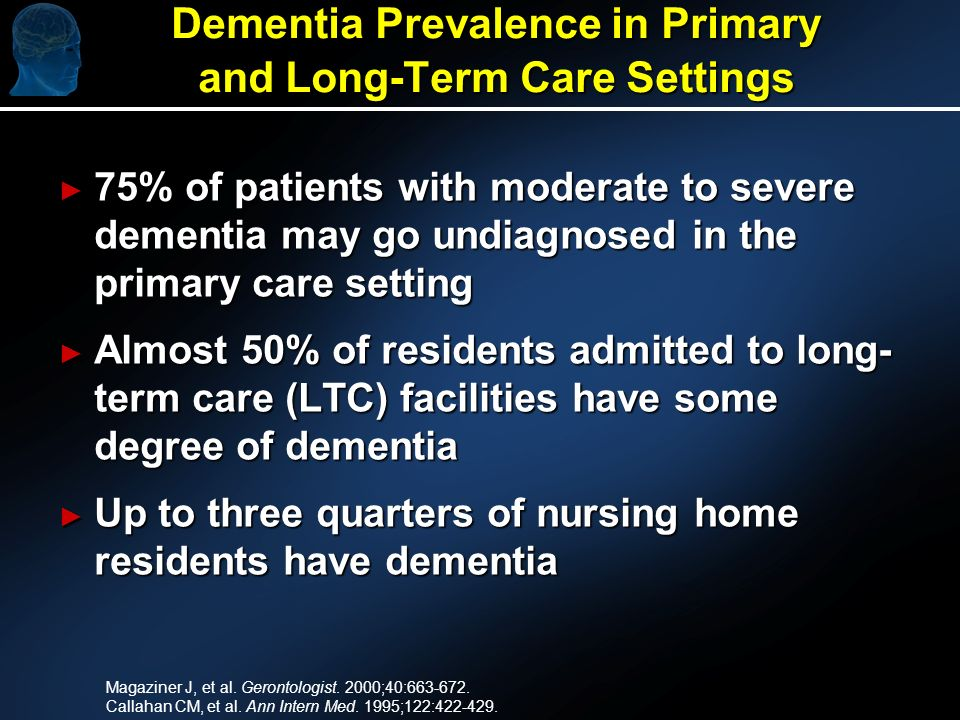 alzheimers disease and long term care essay Long term care insurance and alzheimer's have an important relationship alzheimer's and dementia account for 2/3 of all long term care insurance claims.