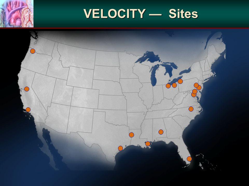 VELOCITY Sites