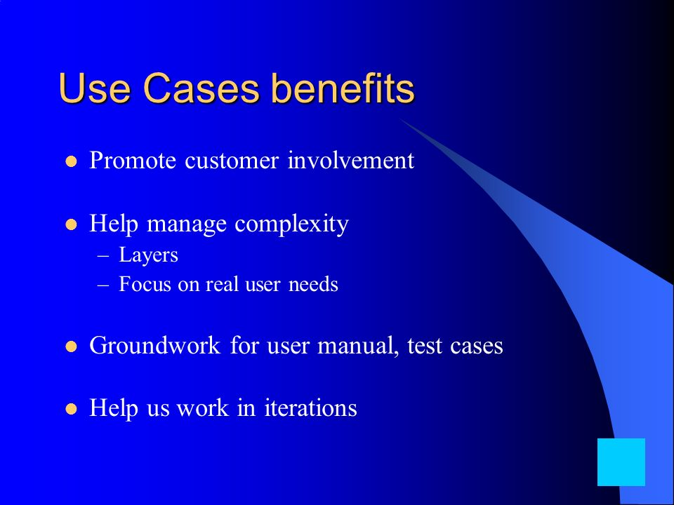 Example: Use Case../3 Main Success Scenario: 1.The system begins recording the call.