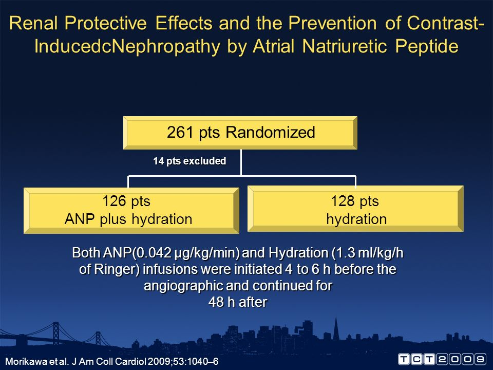 Be-RITe! Registry: Higher Dose More Effective (TRT-Fenoldopam patients only) Predicted values per Mehran et al, JACC 2004. CIN Incidence Stratified by