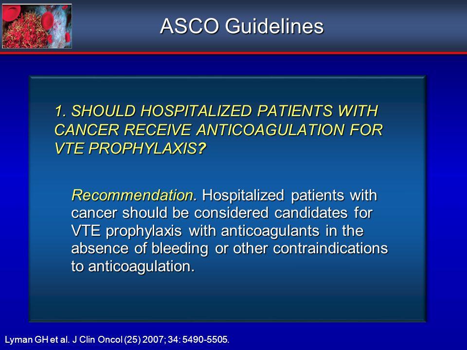 ASCO Guidelines 1.