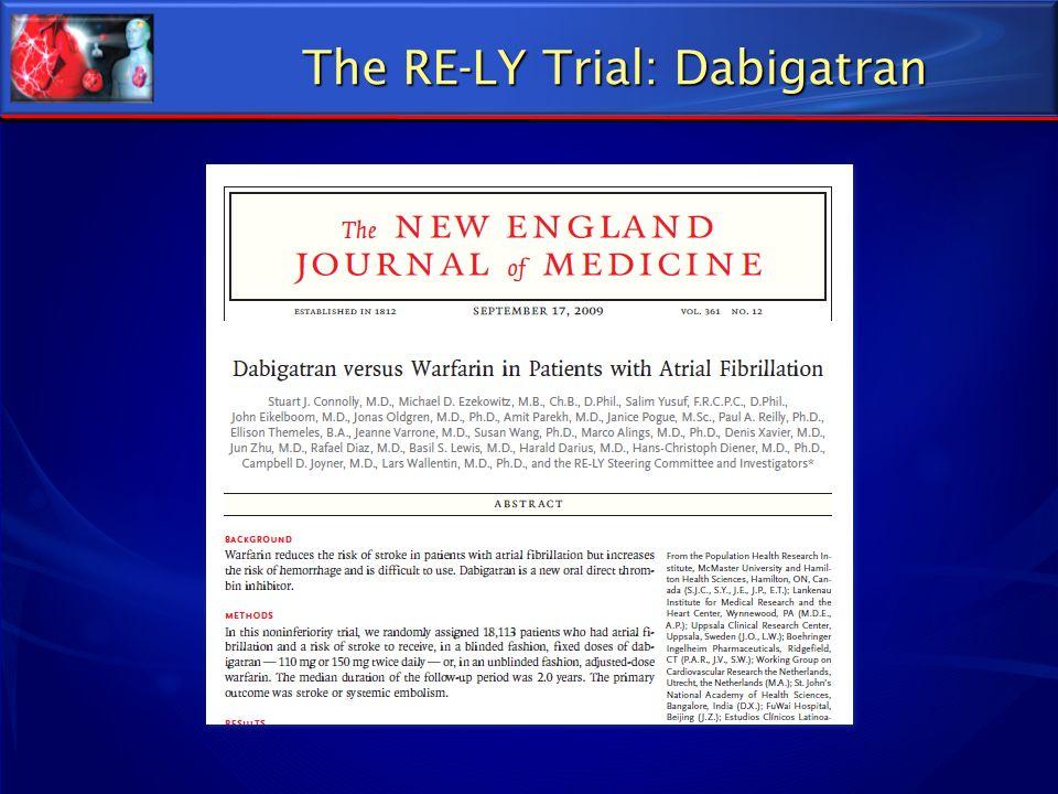 The RE-LY Trial: Dabigatran