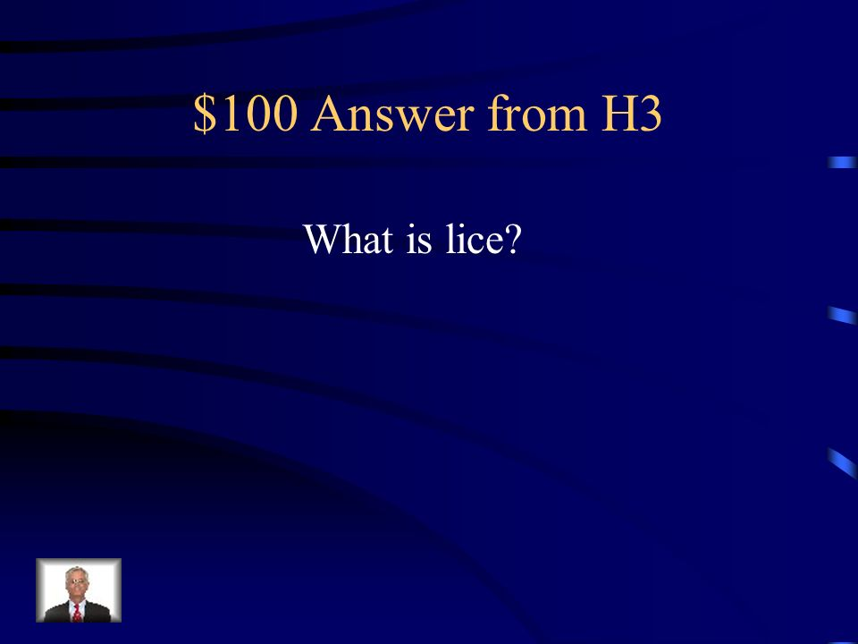 $100 Question from H3 Infested the trenches