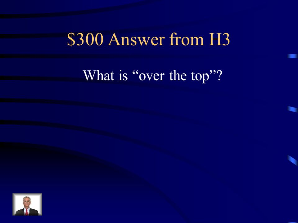 $300 Question from H3 Phrase describing when soldiers attacked